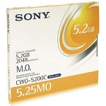 Sony CWO 5200C - WORM Disk - 5.2 GB - Storage Media