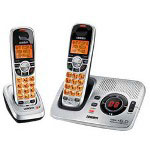 Uniden DECT 1580-2 - cordless phone w/ call waiting caller ID & answering system