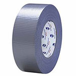Intertape Utility Grade Duct Tapes, Silver, 7.5 mil