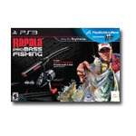 Activision Rapala Pro Bass Fishing - Complete Package
