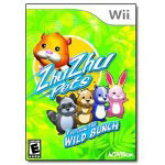 Activision Zhu Zhu Pets Featuring The Wild Bunch - Complete Package