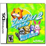 Activision Zhu Zhu Pets 2 Featuring The Wild Bunch - Complete Package