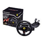 Thrustmaster® Ferrari GT Experience Racing Wheel - wheel and pedals set
