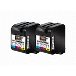 Rhinotek C6578AN-RC2 High Yield Tri-Color Print Cartridge, 1,900 Pages