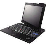 "Lenovo ThinkPad X200 Tablet 7449 - Core 2 Duo SL9600 2.13 GHz - 12.1"" TFT - with X200 UltraBase"