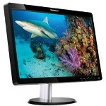 Lenovo L2060 - LCD display - TFT - 20""