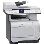 HP CM2320nf LaserJet Color All in One Laser Printer (Copier/Printer/Scanner/Fax)