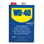 WD-40 WD-40 Wd-40 Lubricant 1 Gallonopen Stock