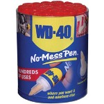 WD-40 WD-40 Wd-40 No Mess Pen Fish Bowl