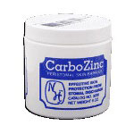 Nu-Hope Laboratories Carbo Zinc Skin Barrier Paste 6 Oz