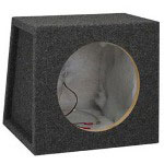 Scosche E102 - subwoofer enclosure