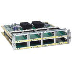 Cisco 8-port (2:1) 10 Gigabit Ethernet (X2) Half-card - Expansion Module - 8 Ports