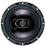 Boss DIABLO D65.3 - car speaker