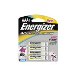 Energizer Advanced Lithium EA92BP-4 Battery AAA Li X 4
