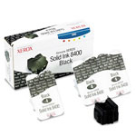Xerox Genuine Solid Inks - 3 x Black - 3400 Pages
