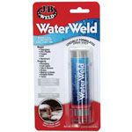 J-B Weld Waterweld Epoxy Putty-White