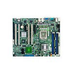 Supermicro PDSME+ - Motherboard - ATX - Intel 3010 - LGA775 Socket - UDMA100, Serial ATA-300 (RAID) - 2 x Gigabit Ethernet - Video