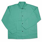West Chester IRONTEX Flame Resistant Cotton Jackets, Large, Flame Retardant Cotton