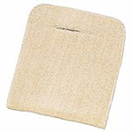 Wells Lamont Baker Pads & Hand Pads, 9 9/10L X 3/10W, Extra Heavy Terry Cloth