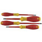 Wiha Tools 4 Piece Set Insulated 1000vslt/ph