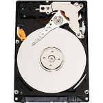 Western Digital Scorpio Black WD3200BJKT - Hard Drive - 320 GB - SATA-300