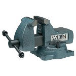 "Wilton 744 4"" Mechanic's Visew/Swivel Ba"