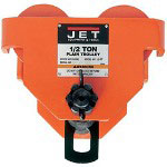 "Jet Pt-1-1/2"" 1-1/2"" Ton Plaintrolley Fits 3-1/4"" -8"" i"
