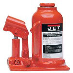"Jet 12-1/2""t Cap. Hydraulic Jack Ind. Heavy"