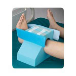 "Posey Foam Foot Stabilizer, 12"" L x 8"" H"