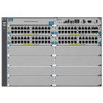 HP ProCurve Switch 5412zl-96G-PoE+ - switch - 92 ports
