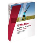 Mcafee AntiVirus Plus 2010 Netbook Edition - complete package