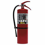 Ansul SENTRY Dry Chemical Hand Portable Extinguisher, ABC TAL, 10 lb