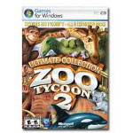 Microsoft Zoo Tycoon 2: Ultimate Collection - complete package