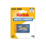Kodak 832-4154 KLIC-8000 - Camera Battery - Li-Ion