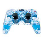 Dreamgear Lava Glow Wireless Controller with Rumble - game pad