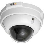 AXIS 225FD Fixed Dome Network Camera 22 Mm: Tele Lens - Network Camera