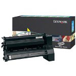 Lexmark Toner Cartridge - High Yield - 1 x Yellow - 10000 Pages - LCCP