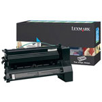 Lexmark Toner Cartridge - Extra High Yield - 1 x Cyan - 15000 Pages - LCCP
