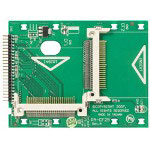 "Startech 2.5"" IDE To Dual Compact Flash (CF) Adapter - CompactFlash Card Adapter - IDE"