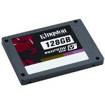 Kingston SSDNow V+ 100E - Solid State Drive - 128 GB - SATA-300