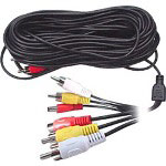 DPS Power / Audio / Video Cable - RCA, Power - RCA, Power - 120'