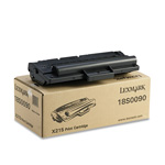 Lexmark Toner Cartridge - 1 x Black - 3200 Pages