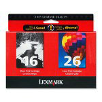 Lexmark Twin-Pack - Print Cartridge - 2