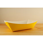 SQP Food Tray #300 Solid Yellow