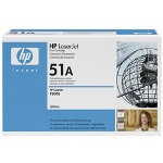 HP 51A Toner Cartrid1 x Black 6500 Pages