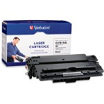 Verbatim Toner Cartridge (Replaces HP 16A) - 1 x Black - 12000 Pages
