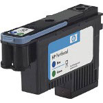 HP 70 Blue Ink Cartridge ,Model C9408A ,Page Yield 930