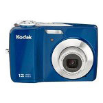 Eastman Kodak Film EASYSHARE c182 Digital Camera - Blue
