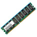 Edge 512 MB Memory, DIMM 184-pin, DDR, 266 MHz / PC2100 - 2.5 V - Non-ECC