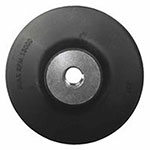 Bee Line Abrasives General Purpose Back-up Pad, 4 1/2 X 5/8, 12,000 rpm